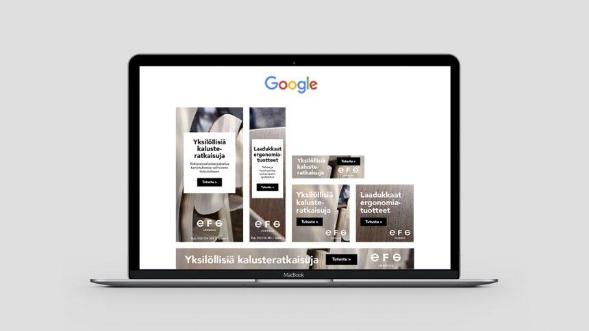 google ads markkinointi